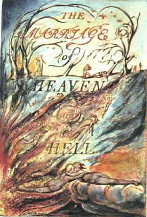 essays on the marriage of heaven and hell